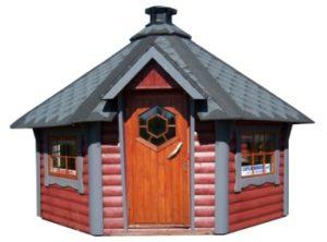 финские гриль домики от производителя
